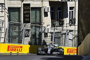 LIVE F1 - Le GP d'Azerbaïdjan en direct