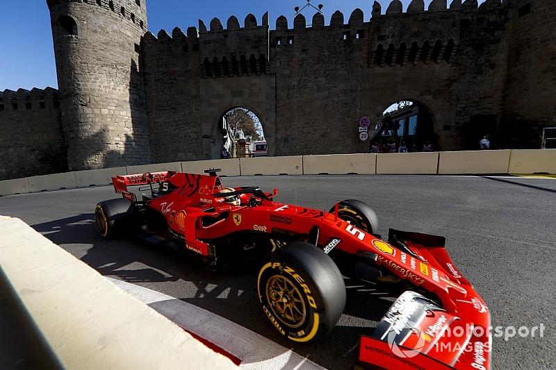 """Vettel: """"Messze a Ferrari a legjobb Bakuban? Jó lenne..."""""""