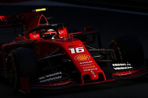 """Leclerc: """"Quando la Ferrari è molto forte in qualifica, solitamente lo è anche in gara"""""""