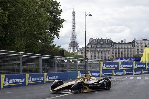 Lotterer najszybszy w Paryżu