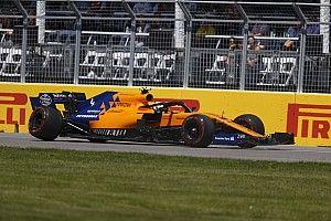 "McLaren está investigando ""mistério"" de quebra de Norris no Canadá"