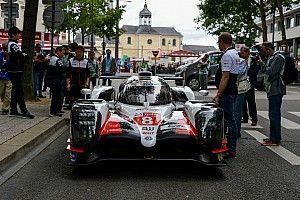 Pas de pesage en ville mais plus d'essaisaux 24H du Mans