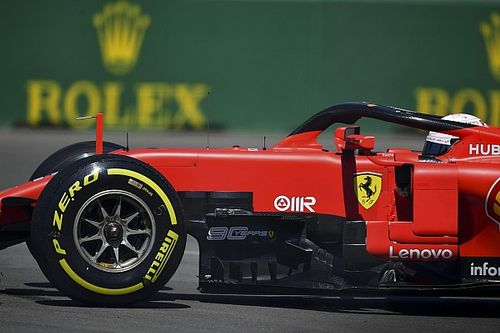 Vettel przed Leclerc'kiem