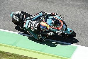 FP3 Moto2 Catalunya: Navarro puncaki sesi, Dimas ke-29