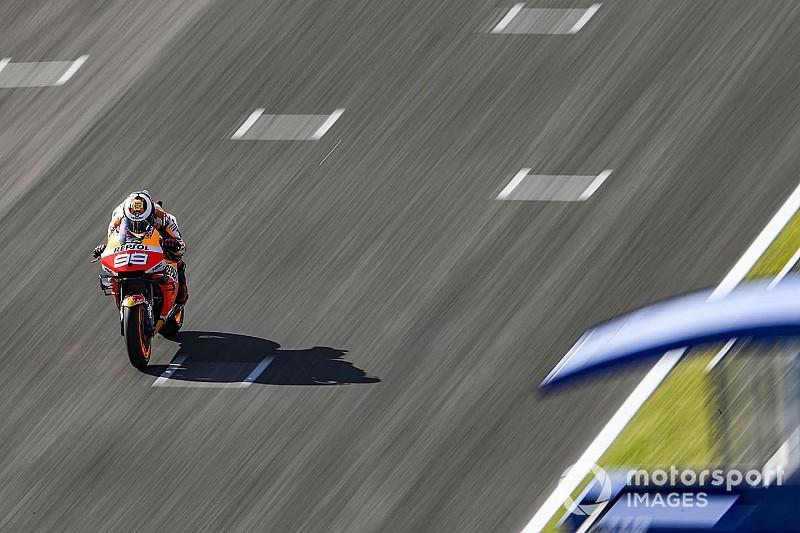 """Lorenzo: """"Speravo di essere più veloce. Sulla Honda sono scomodo e fatico"""""""