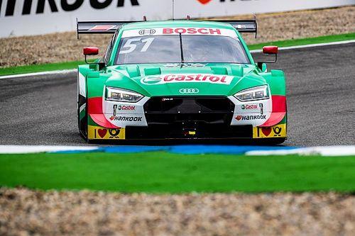 DTM Hockenheim: Audi begint seizoen met 1-2-3-4