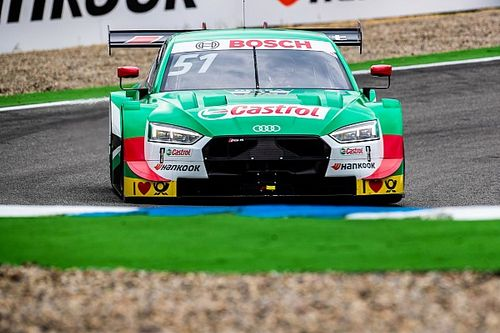 Hockenheim DTM: Audi dominates first practice of 2019