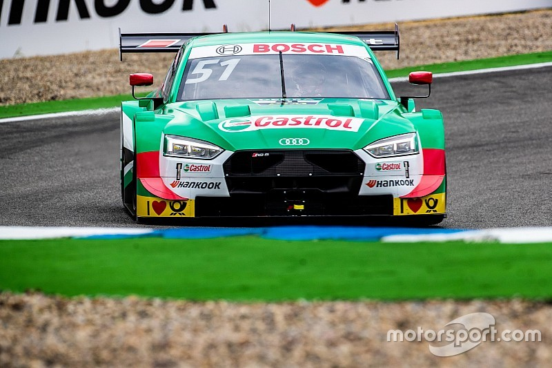 Hockenheim DTM: Audi dominates first practice of 2019