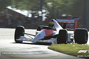 F1 2019 doet rivaliteit Senna en Prost herleven