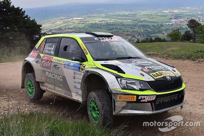 Stephane Consani e Thibault De La Haye vincono il 26° Rally Adriatico al debutto nel CIRT