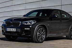 Prueba: BMW X4 xDrive20d 2019, un SUV diferente
