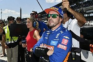 "Alonso ""an option"" for third Arrow McLaren SP at Indy"
