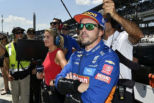 Alonso, Indy'de Arrow McLaren SP'nin 3. pilotu olabilir