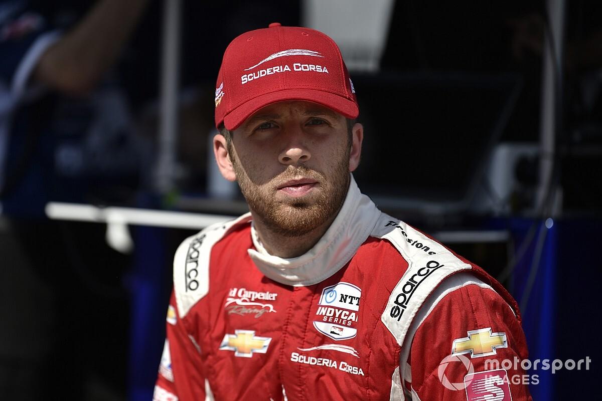 Ed Jones keert bij Dale Coyne Racing terug in IndyCar