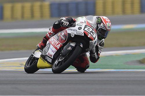 Moto3 Mugello: İlk antrenmanın lideri Antonelli, Can altıncı