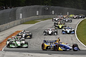 Richmond canceled, Road America moved in new IndyCar schedule