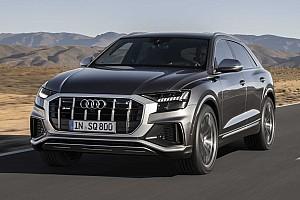 Audi представила потужний крос-купе кросовер SQ8