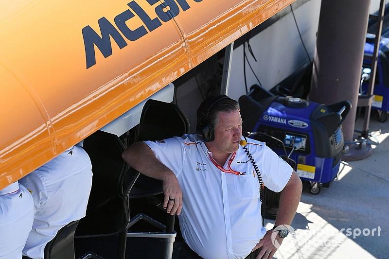В McLaren объяснили, в каком случае поддержат рост числа Гран При