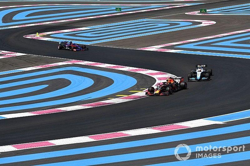 La pesadilla de la F1 con circuitos adaptados para MotoGP