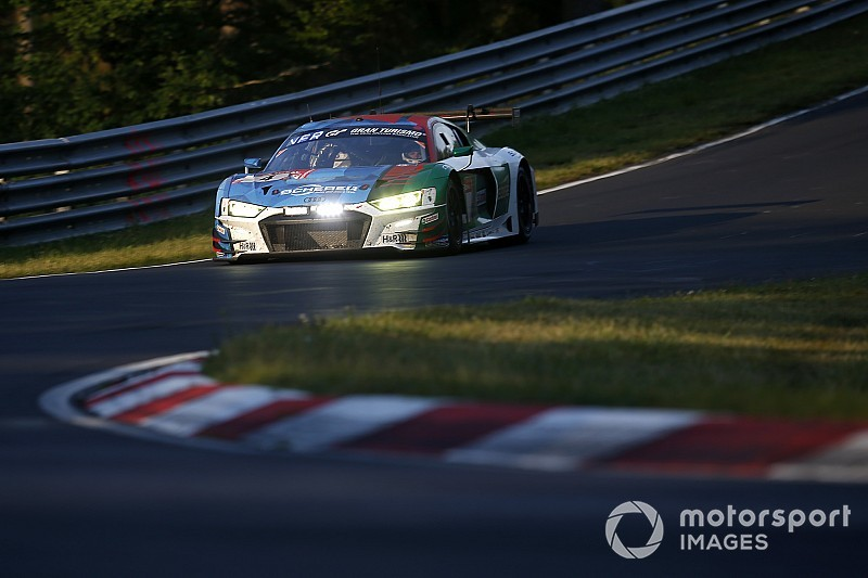 Porsche проиграла «24 часа «Нюрбургринга» из-за штрафа за превышение скорости, выиграл экипаж на Audi