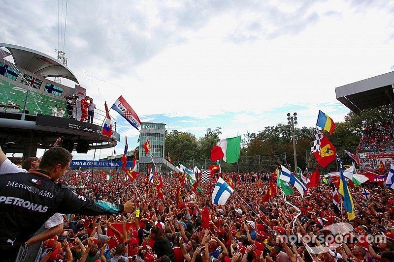 Por qué deberías ir al Gran Premio de Italia de F1