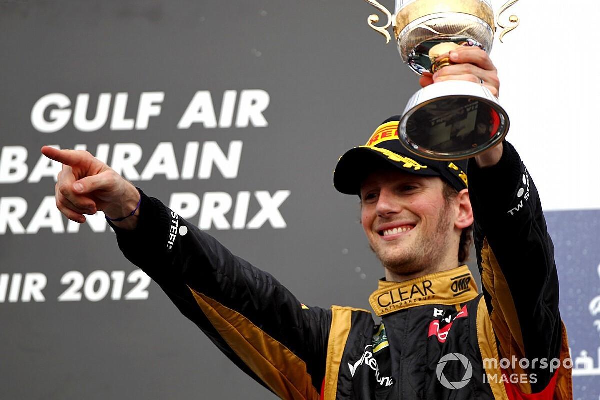 """Grosjean: """"Nyerhettem volna futamokat és talán bajnoki címet is"""""""
