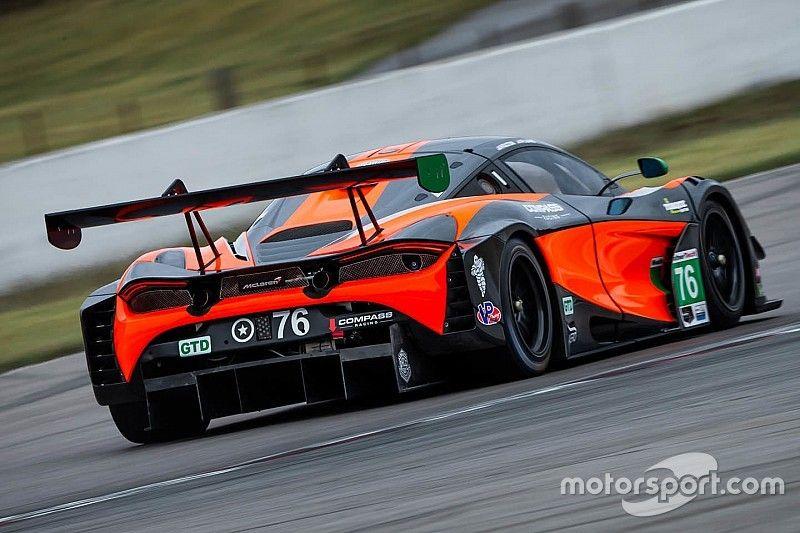 McLaren confirma un acuerdo multianual con el IMSA