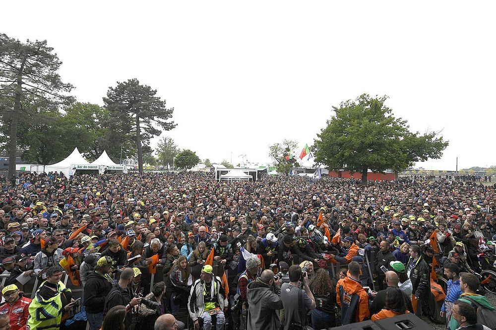 Гонки с пустыми трибунами – прекрасная новость для MotoGP. Вот почему