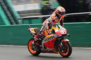 Маркес показал лучшее время в первой тренировке Гран При Италии