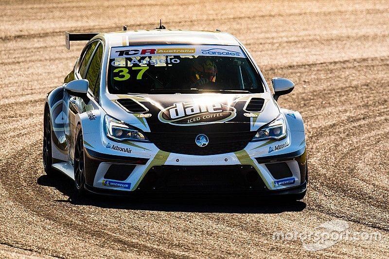 Heimgartner makes Holden TCR switch