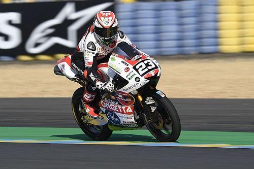 FP1 Moto3 Italia: Antonelli memimpin, Gerry Salim ke-28