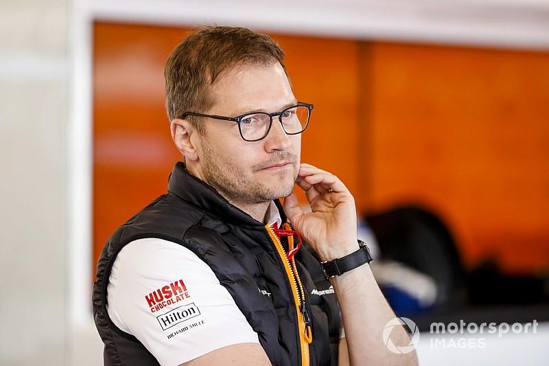 """Seidl: """"F1 moet vasthouden aan wat er klaarligt voor 2021"""""""