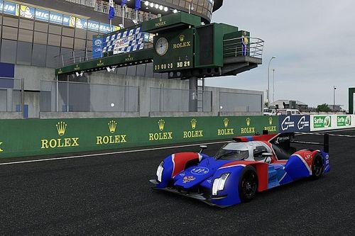 SMP Racing competirá en la Súper Final de Le Mans Esports Series