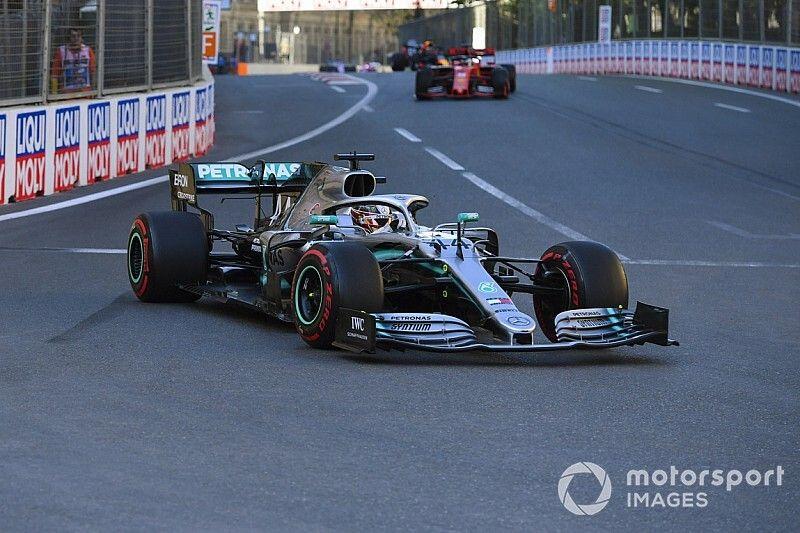 Cómo Baku espera volver al calendario 2020 de la F1