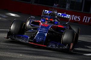 Квят: Toro Rosso сильна либо в квалификации, либо в гонке