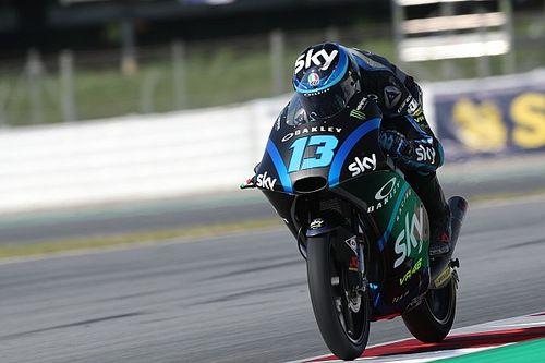 Moto3 Red Bull Ring: Rossi-protegé Vietti snelste op vrijdag