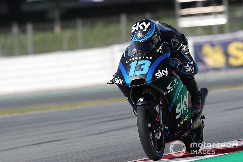 Moto3, Red Bull Ring, Libere 2: bella zampata di Vietti