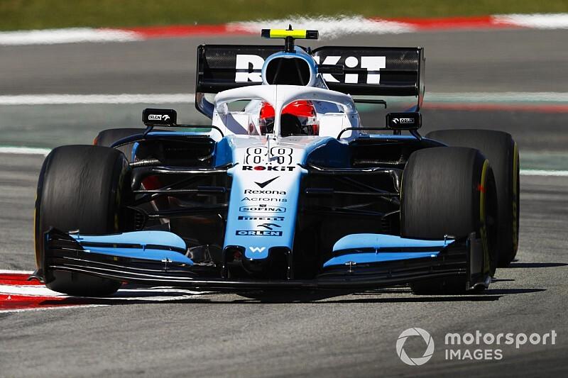 Williams, renk düzenini mi değiştiriyor?