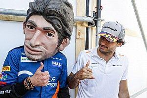 Фотогалерея Гран При Испании: воскресенье