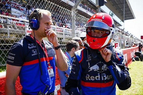 «Сейчас я точно сильнее, чем когда был в Red Bull Racing». Квят о начале сезона