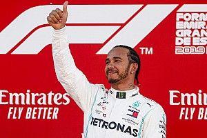Hamilton se inspiró en un aficionado enfermo para ganar