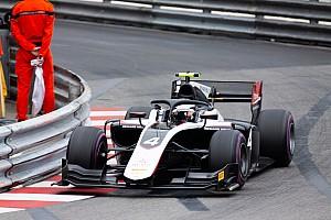 F2 Monako: De Vries juarai feature sarat insiden, Gelael ditabrak
