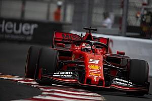 Vettel: Her alanda bir şeyler eksik