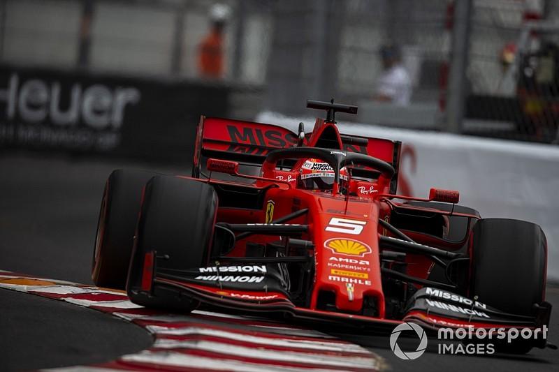 Vettel: Nem olyan rossz a Ferrari, mint amilyennek tűnik