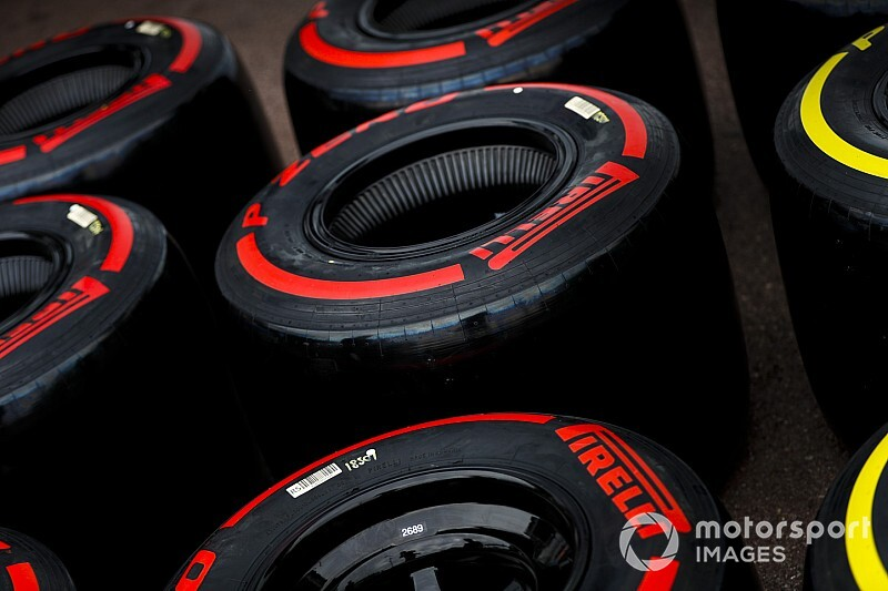 Pirelli reveals F1 teams' French GP tyre selections