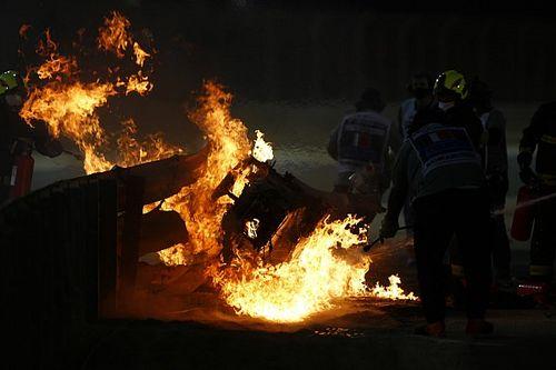 Perché l'indagine sull'incidente di Grosjean non sarà semplice