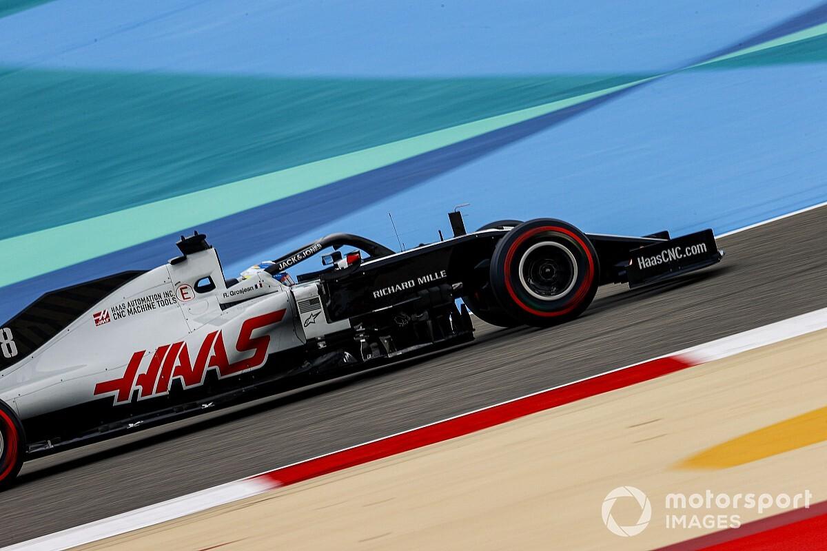 """Grosjean: """"Bahreyn'deki kazada Kvyat kör noktamdaydı"""""""