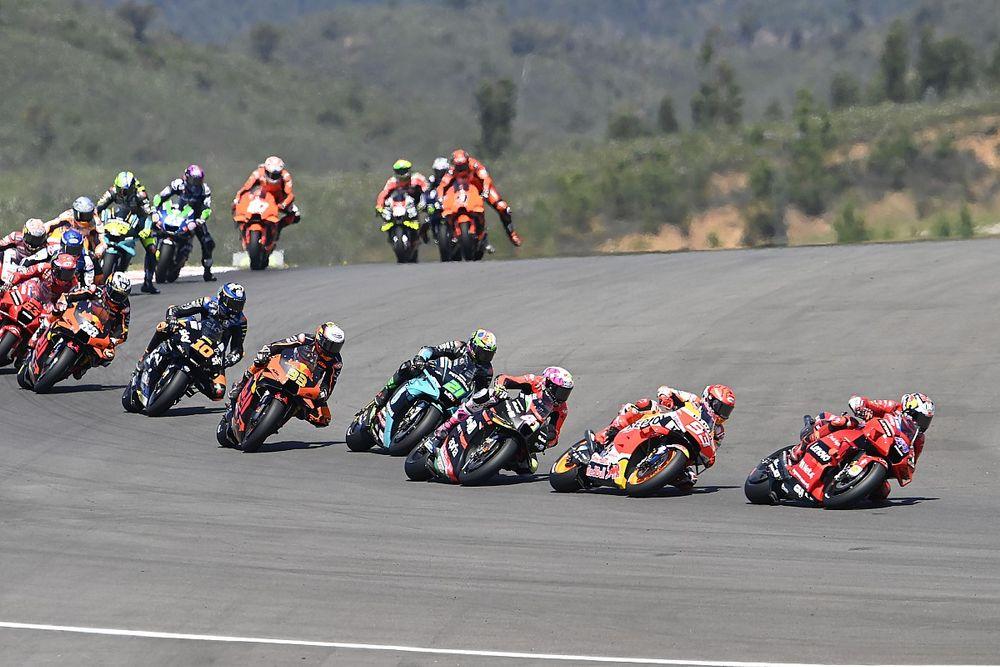 MotoGP riders open up on social media struggles