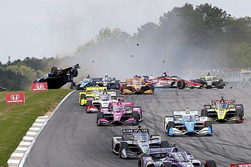 Newgarden Minta Maaf atas Kekacauan di Lap Pertama GP Alabama