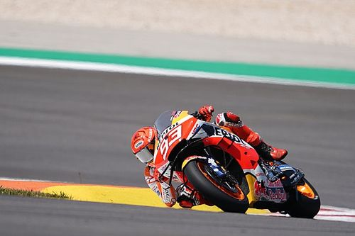 "Marquez's MotoGP rivals ""expected"" his strong comeback"